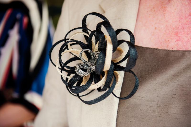 modern corsage