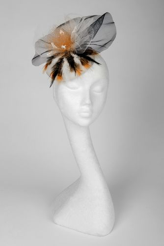 stylish ascot fascinator
