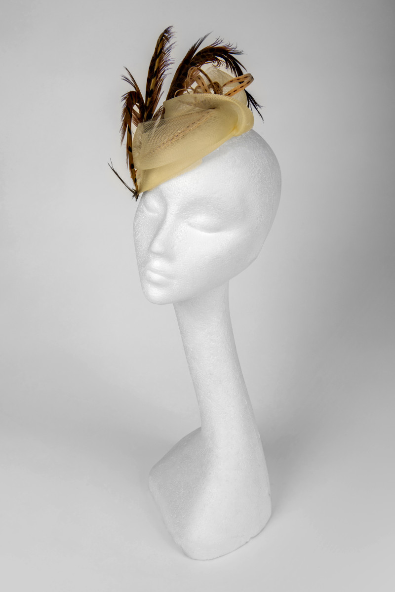 Statement fascinator