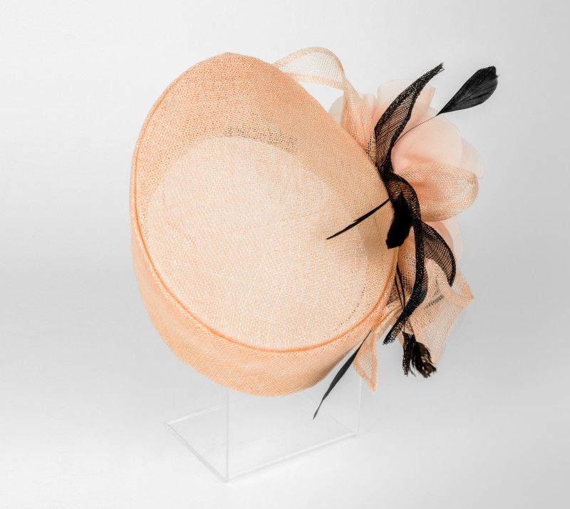 classic vintage pillbox hat