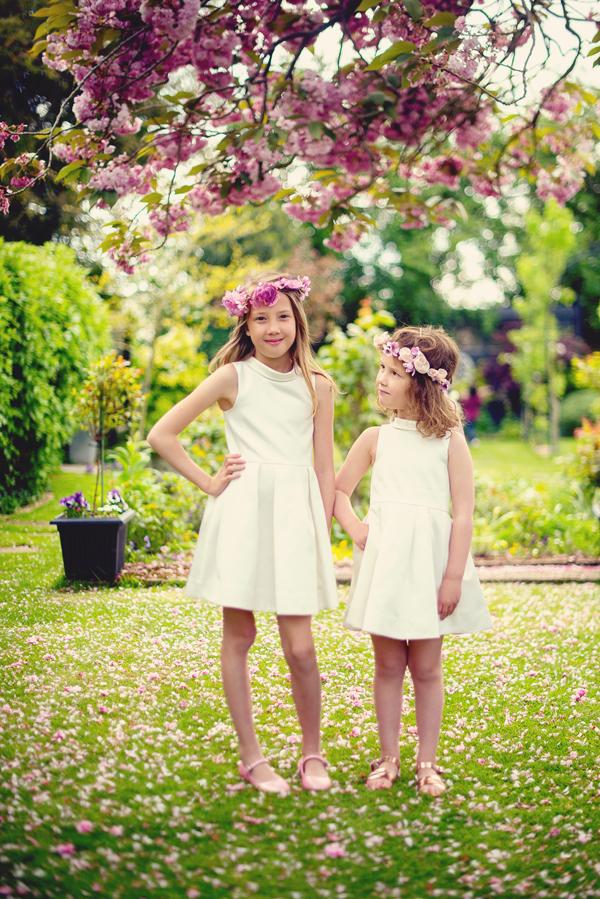 Flower girls accessories