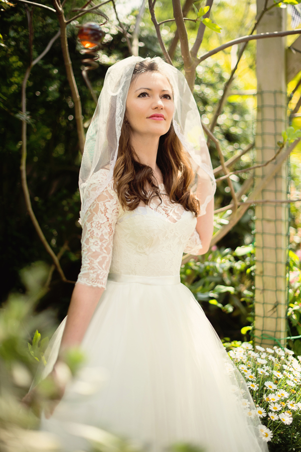 Bridal veils designed to complement your dress